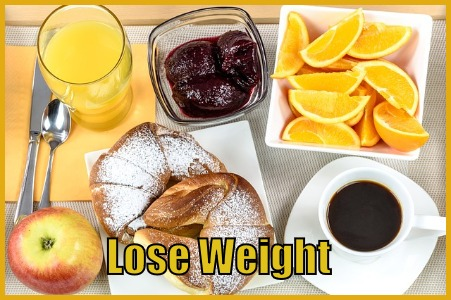 lose weight